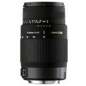 Sigma 70-300mm f/4-5.6 DG OS Lens for Nikon