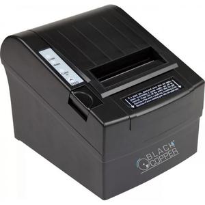 Black Copper Turbo BC-85AC Thermal Receipt Printer