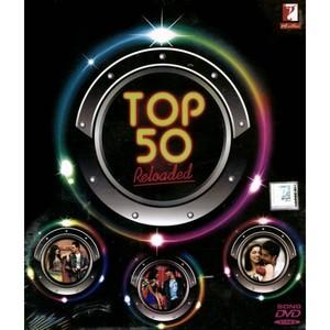 Top 50 Reloaded (Songs) Blu-ray