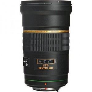Pentax SMCP-DA* 200mm f/2.8 ED IF SDM Autofocus Lens