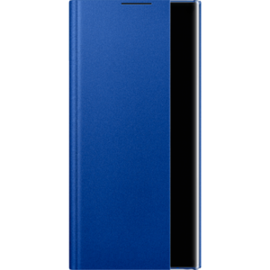 Samsung Galaxy Note 10+ Clear View Cover Blue