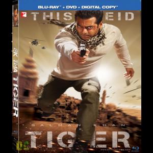 Ek Tha Tiger Blu-ray Movie