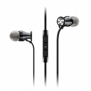 Sennheiser Momentum M2IEG In Ear Headphones - Black Chrome