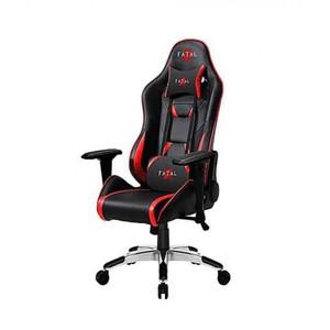 Fatal X Slash Series PC Gaming Chair - Red/Black