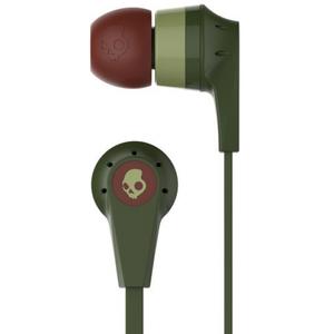 Skullcandy Inkd 2.0 Earbud Headphones WITH MIC – FOREST