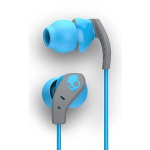 Skullcandy Method In-Ear Sport Performance Earphones (Blue And Gray)
