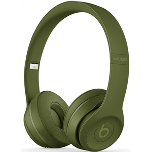 Beats Solo 3 Wireless Headphones - Turf Green