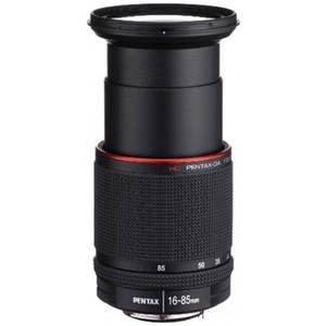 Pentax DA 16-85mm f/3.5-5.6 ED DC WR Lens