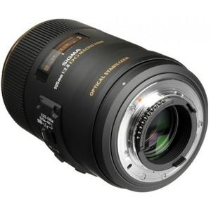 Sigma 105mm f/2.8 EX DG OS Macro Lens for Nikon
