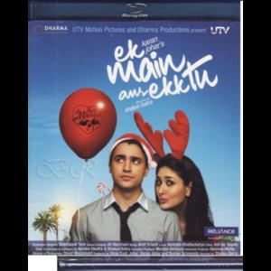 Ek Main Aur Ekk Tu Blu-ray Movie