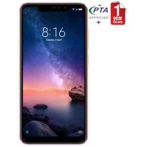 Xiaomi Redmi Note 6 Pro 3GB RAM 32GB ROM - Rose Gold