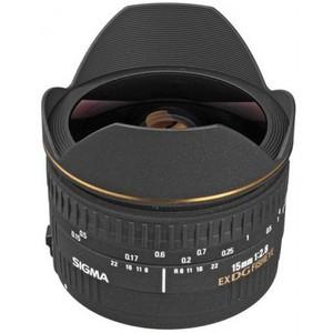 Sigma 15mm f/2.8 EX DG Diagonal Lens for Canon
