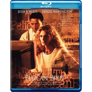The Pelican Brief Blu-ray Movie