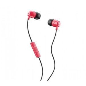 Skullcandy JIB In-Ear Earbuds with Mic - Red/Black
