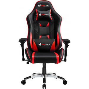 Warlord Phantom Gaming Chair - Black/Red (GAM-WRD-GCH-001)