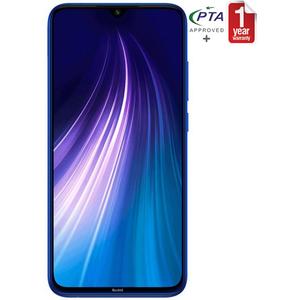 Xiaomi Mi Redmi Note 8 4GB+64GB Blue