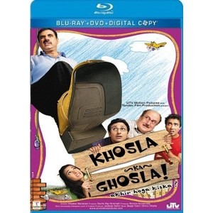 Khoslas Nest Blu-ray movie