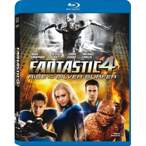 Fantastic Four: Rise of the Silver Surfer Blu-ray Movie