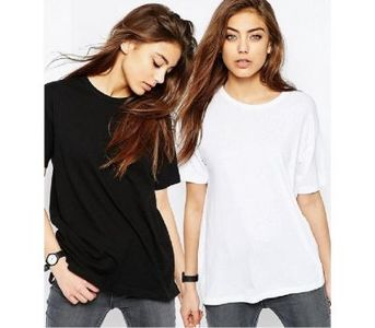 A&G PACK OF 2 T-SHIRT FOR WOMEN\'S