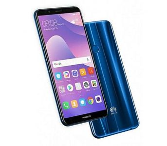 "Huawei Y7 Prime (2018) - 5.99"" Full View Display - 32Gb Rom - 3Gb Ram - 13+2Mp/8Mp - Blue"