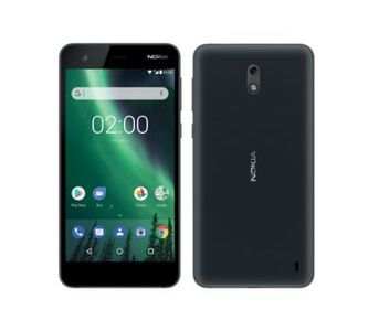 Nokia 2 Dual Sim (4G, 1GB RAM, 8GB ROM, Black) Official Warranty