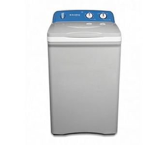 Eco Star WM 12-400 - Washing Machine - 12 KG - Grey