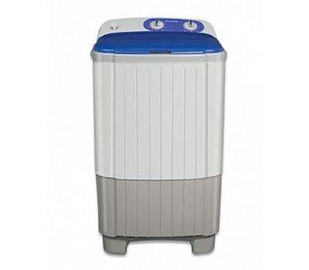 Eco Star WM 12-300 - Washing Machine - 12 KG - White & Grey