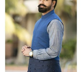 FTVC-001 (WITH WAIST COAT) By Fateh Store