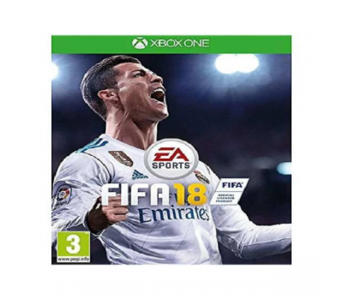 XBOX ONE DVD FIFA 18 STANDARD EDITION