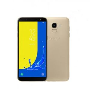 Samsung Galaxy J6 Dual Sim (4G, 3GB RAM, 32GB ROM, Gold) (With International Warranty)