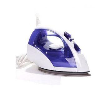 Panasonic Steam Iron - White & Purple - NI-E510T