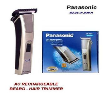 Professional Hair Trimmer with 4 Combs By Panasonic Made in Japan
