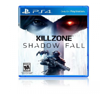 PLAYSTATION 4 DVD KILL ZONE PS4 GAME