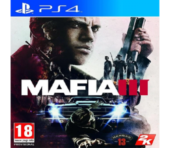 PLAYSTATION 4 DVD MAFIA 3 PS4 GAME