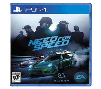 Playstation 4 Dvd Need For Speed No Limit Ps4 Game