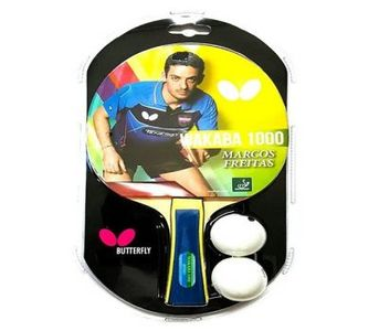 Butterfly Wakaba 1000 Table Tennis Racket By Neuron Supplies