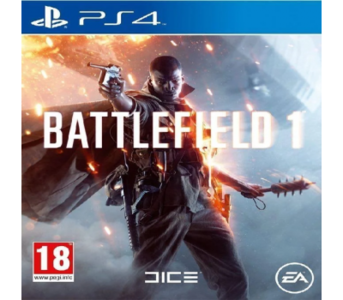 PS4 Battlefield 1 - PlayStation 4