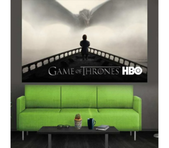 Game of Thrones Cover - Wall Poster