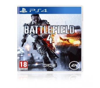 Playstation 4 Dvd Battlefield 4 Ps4 Game