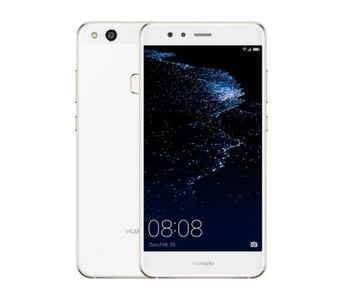 Huawei P10 Lite Dual Sim (4G, 32GB, Pearl White) With Official Warranty
