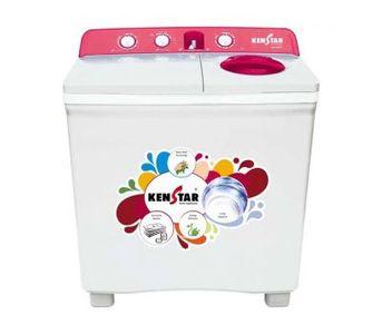 Boss Washing Machine - KS-140-TTC - White