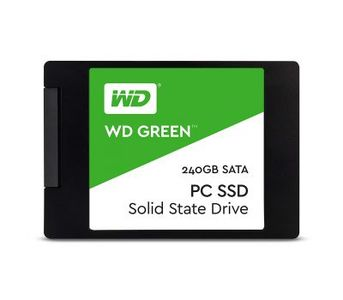 "Western Digital 240GB Green 2.5\"" Internal Solid State Drive"