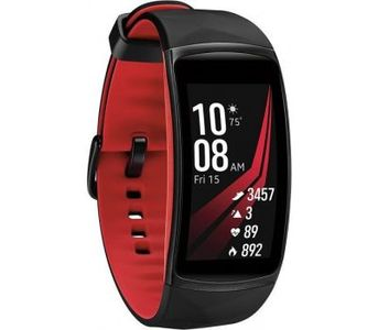 Samsung Galaxy Gear Fit2 Pro (Red) Large