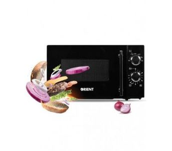 Orient Microwave Oven Onion 20M Solo - Black