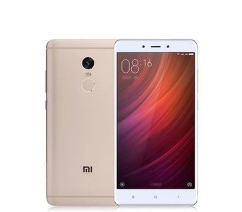 Xiaomi Mi Note 4 Dual Sim (4G, 3GB RAM , 32GB ROM, Gold) Official Warranty