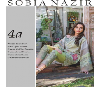 eproducts Sobia Nazir Lawn Collection With Chiffon Duppatta