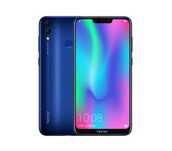 "Honor 8c - 6.26"" HD+ Display - 3GB RAM - 32GB ROM - Fingerprint Sensor - Smartphone"