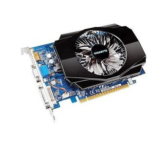 GPU Gaming Graphic Card GT 730 - Ge Force Black