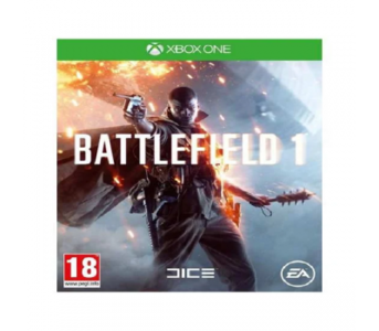 XBOX ONE DVD BATTLEFIELD 1 XBOX ONE GAME
