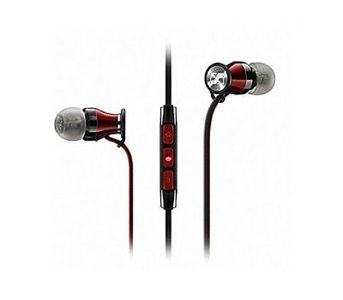 Sennheiser In-Ear Earphones For Galaxy - Momentum M2 Ieg ( Red)